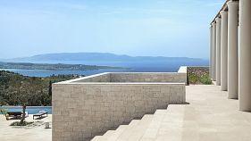 Revivir la antigua Grecia en el hotel más caro de Europa