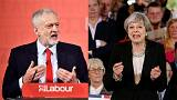Corbyn kicks off UK election campaign, vowing to overturn 'rigged system'