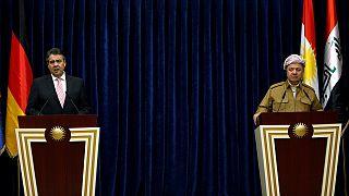 Sigmar Gabriel dice que el referéndum sobre la independencia del Kurdistán es un asunto interno