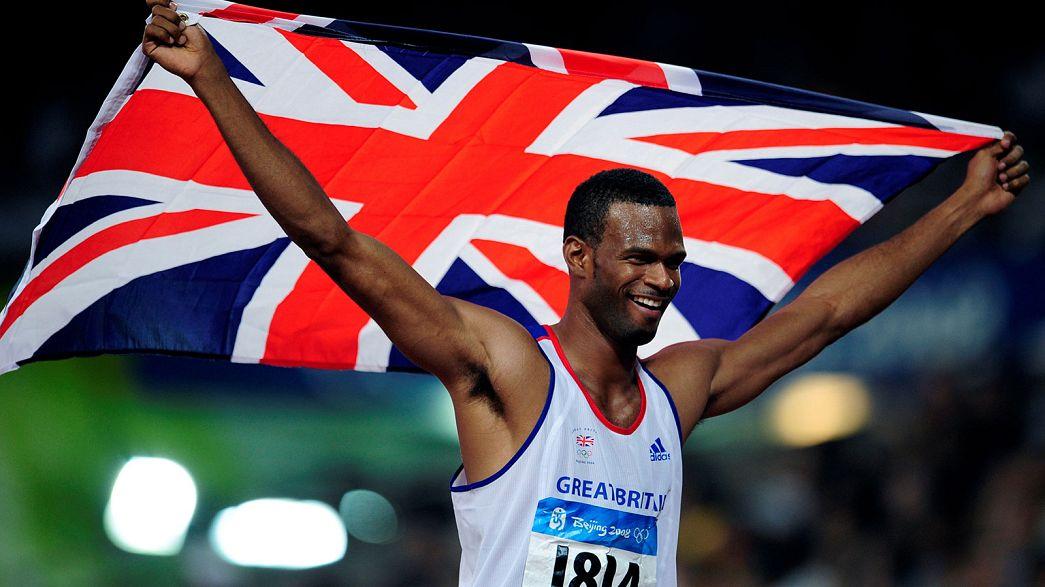 Morreu Germaine Mason, medalha de prata no salto em altura nos Olímpicos de 2008