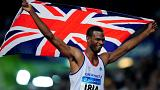 وفاة البطل اللأولمبي البريطاني جيرمين ماسون في حادث دراجة نارية