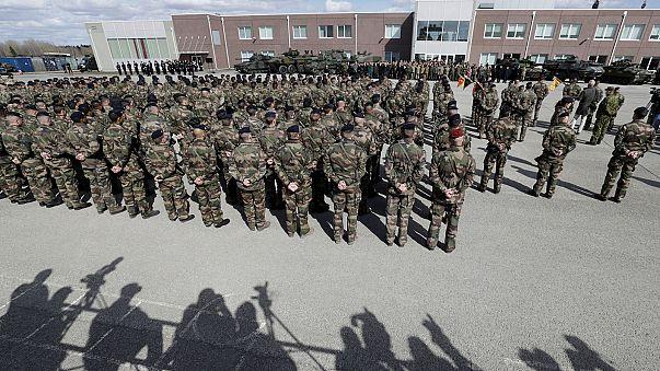 Росія провела військові навчання у Криму