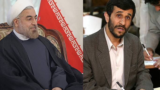Iran's Ahmadinejad disqualified from running for president
