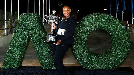 Serena Williams bientôt maman