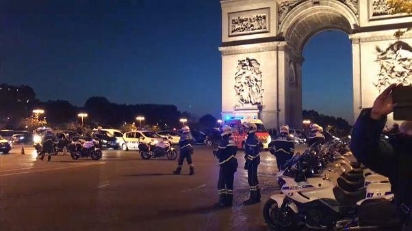 هجوم الشانزليزيه: المنفذ فرنسي ...الأمن يتحقق من إمكانية وجود متواطئين