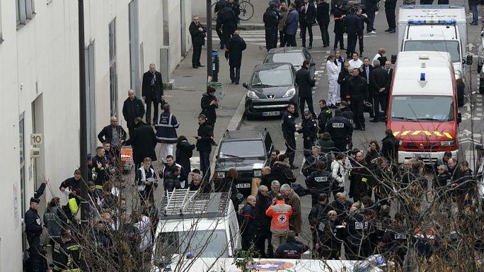 الاعتداءات الدامية في فرنسا