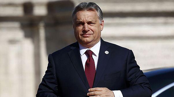 Orbán személyesen vesz részt az Európai Parlament Magyarországról szóló vitáján