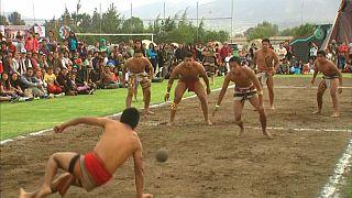 تاريخ يمتد قرونا للعبة الكرة في المكسيك
