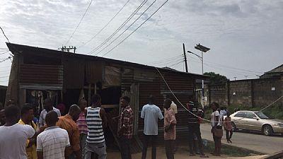 Nigerian football fans electrocuted while watching Europa League match