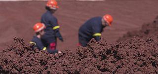 ¿Se pueden extraer elementos químicos útiles de los desechos industriales?