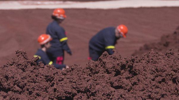 Εθνικό Μετσόβιο Πολυτεχνείο: Δημιουργώντας ένα θησαυρό από την κόκκινη λάσπη του αλουμινίου