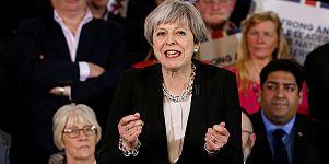 Theresa May sorprende tutti (o forse no) con le elezioni anticipate
