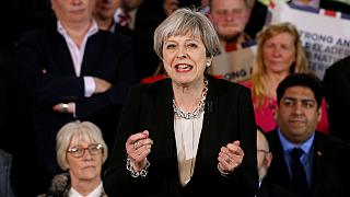 Le pari politique de Theresa May