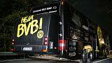 مظنون حمله به اتوبوس تیم بورسیا دورتموند در آلمان بازداشت شد