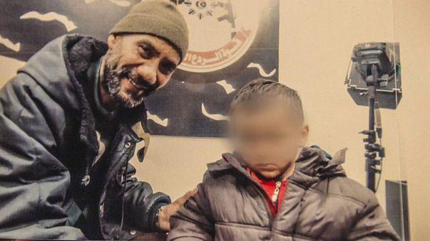 تلاش برای آزادی کودک سه ساله تونسی از زندان لیبی