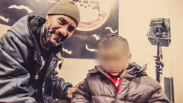 Babaları IŞİD'e katılan Tunuslu çocuklar hapishanede yaşıyor