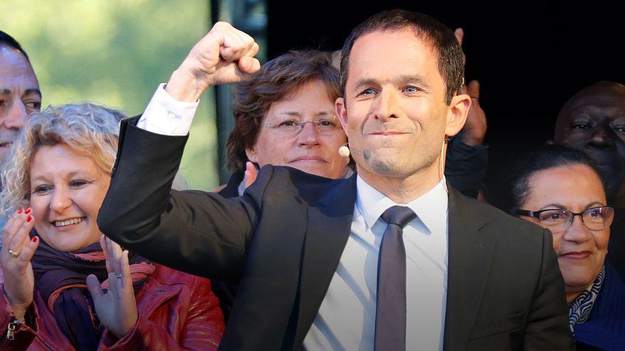 Benoît Hamon, le candidat lâché par les poids lourds du PS