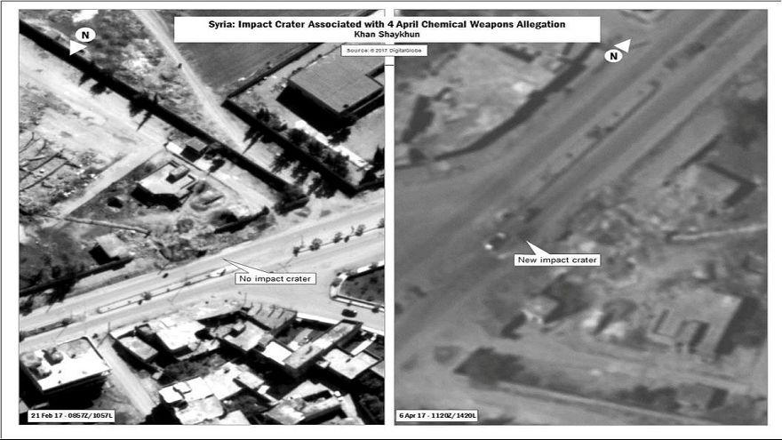 وزیر دفاع آمریکا: سوریه بدون تردید سلاح های شیمیایی دارد