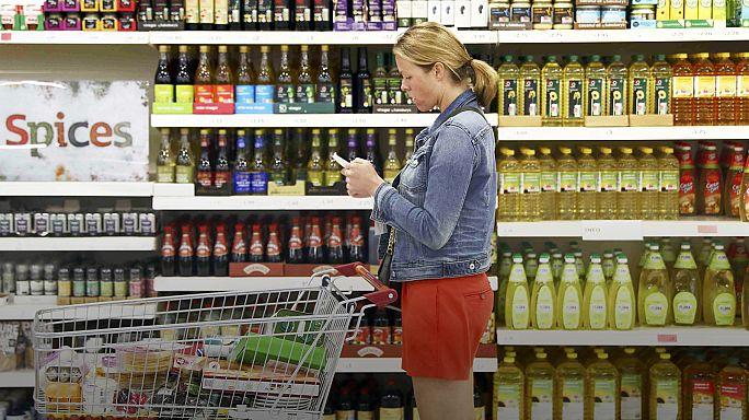 Mayor caída en siete años de las ventas minoristas en el Reino Unido en marzo