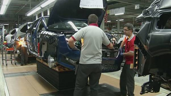 Eurozone economy powers ahead