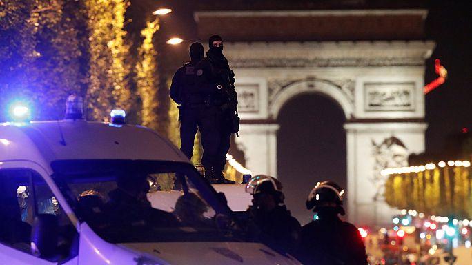 """Attaque sur les Champs-Élysées : """"le processus électoral est une cible"""""""