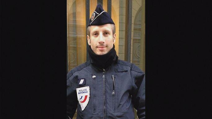 Frankreich trauert um Polizisten (37†), Aktivist für Menschen- und Schwulenrechte