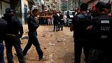 Eight fatally electrocuted as Venezuela protests escalate