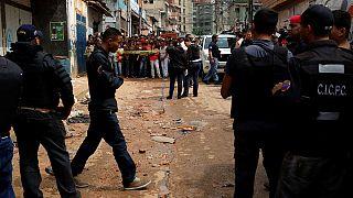Eight fatally electrocuted as Venezuela protests escalate