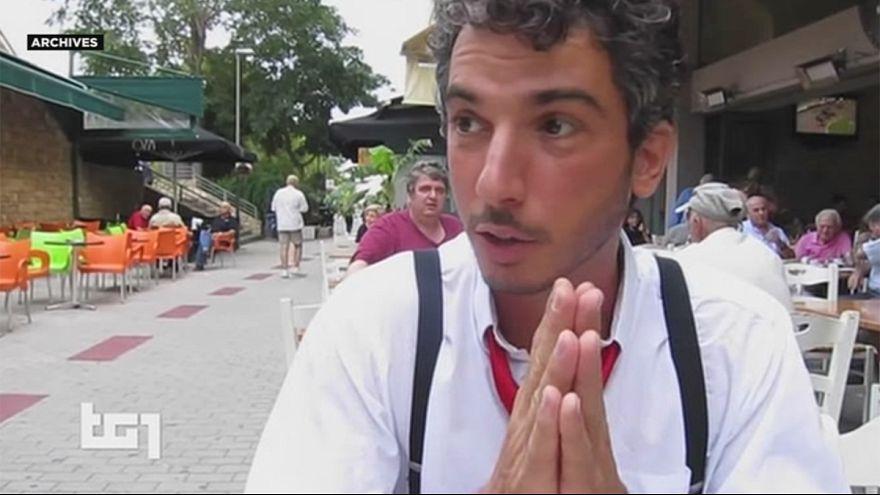 Gabriele del Grande, blogger italiano diventato famoso perché rapito