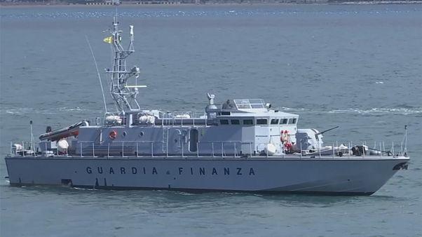 L'Italie offre des bateaux de secours aux garde-côtes libyens