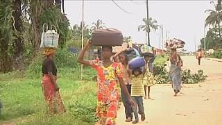 11,000 Congolese seek refuge in Angola over Kasai violence