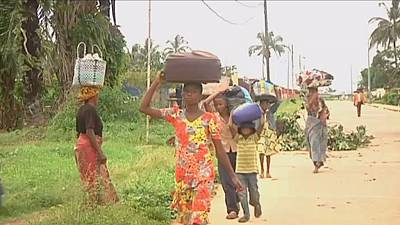 More DRC refugees migrating to Angola to escape violence