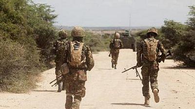 Kenyan troops kill 52 Al-Shabaab fighters in Somalia
