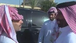 Királyi túszokat engedtek szabadon Irakból