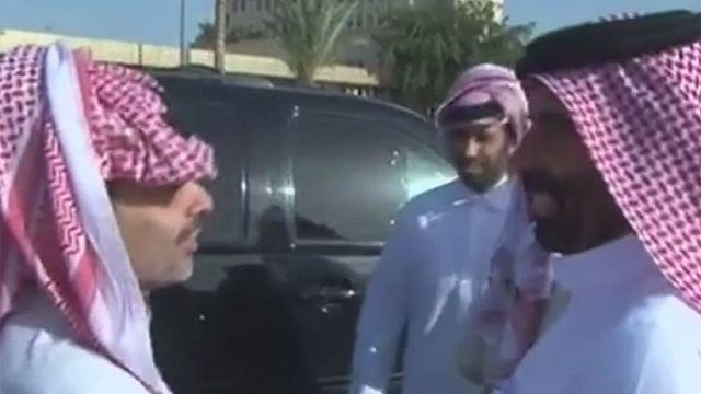 В Ираке освобождены заложники из Катара