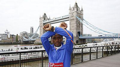 Exiled Ethiopian athlete vows to protest Oromo killings at London Marathon