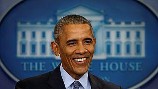 Barack Obama marque son grand retour