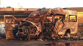 Afrique du Sud : 19 écoliers tués dans un accident de bus