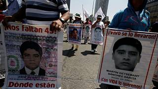 Mexico probe into suspected student massacre 'has stalled'