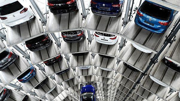 ABD'de Volkswagen'e bir ceza daha