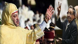Le Maroc rétablit ses relations avec Cuba après 37 ans de discorde