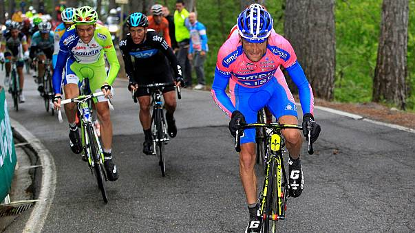Italian cycling champion Michele Scarponi killed in road accident