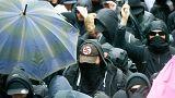 تظاهرات علیه حزب «آلترناتیو برای آلمان» در کلن به خشونت گرایید