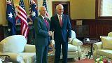 مايك بينس يزور أستراليا لإصلاح ما أفسده ترامب