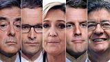 آرای سرگردان در انتخابات ریاست جمهوری فرانسه