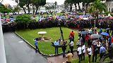 Un accord de sortie de crise en Guyane