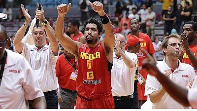 L'Afrobasket masculin 2017 se tiendra en Angola