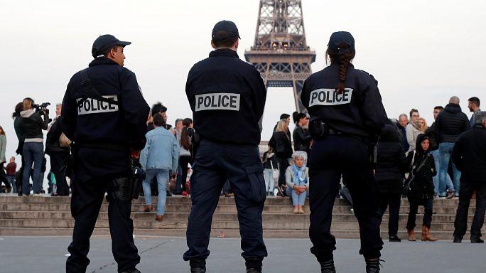فرنسا: القبض على رجل في محطة قطارات في باريس بعد تهديده شرطيا بسكين