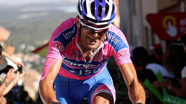 Italian cyclist Scarponi killed in traffic collision