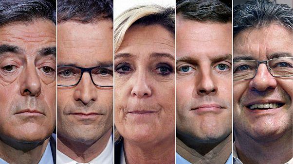 شمارش معکوس انتخابات ریاست جمهوری فرانسه